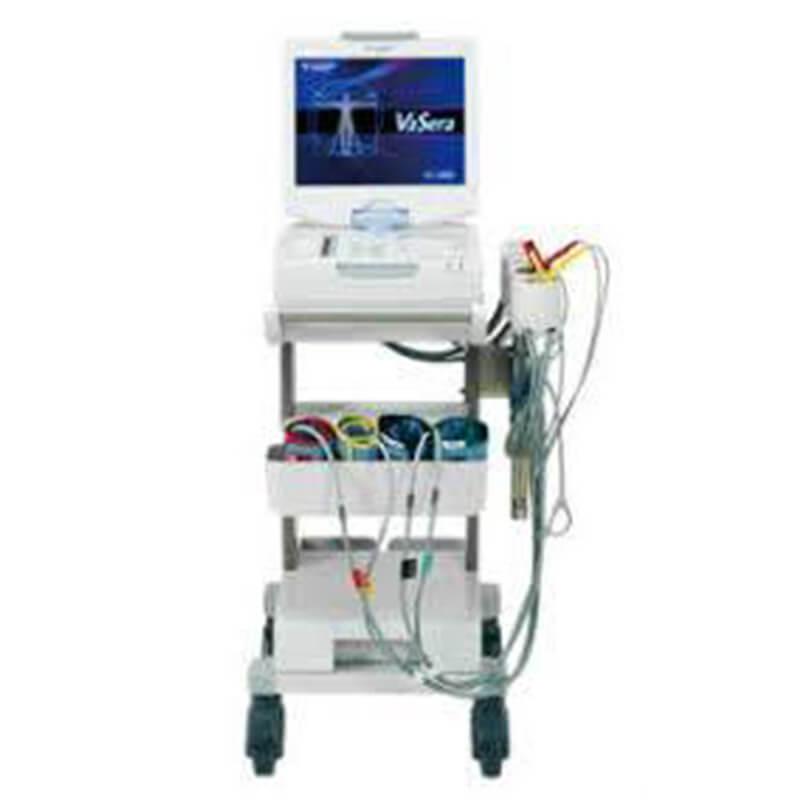 【画像】心電図、血圧・脈波検査装置