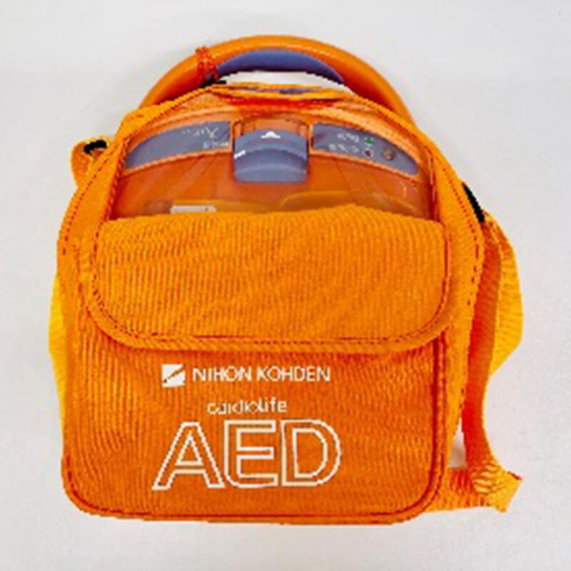 【画像】AED